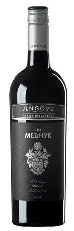 Angove Family Winemakers 2008 Medhyk Shiraz - Syrah/Shiraz Red Wine