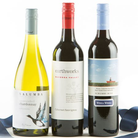 Aussie Walkabout Wine Trio - Wine Collection Gift