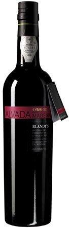 Blandy's five Year Old Alvada Madeira (500ML) - Dessert Wine