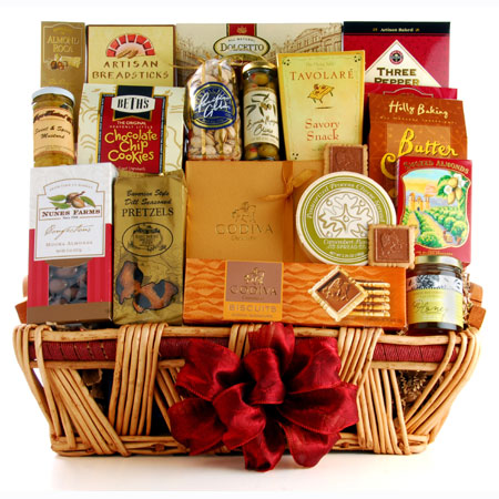 California Bounty Gift Basket