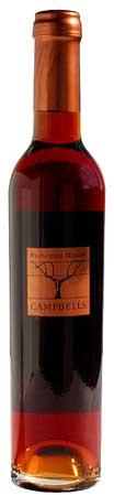 Campbells Muscat Rutherglen (375ML) - Dessert Wine
