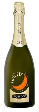 Cavit Prosecco Lunetta - Champagne & Sparkling