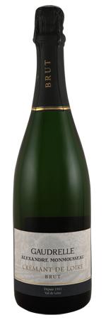 Chateau Gaudrelle Cremant d'Loire Brut - Champagne & Sparkling