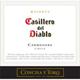 Concha y Toro 2013 Casillero Del Diablo Carmenere - Red Wine