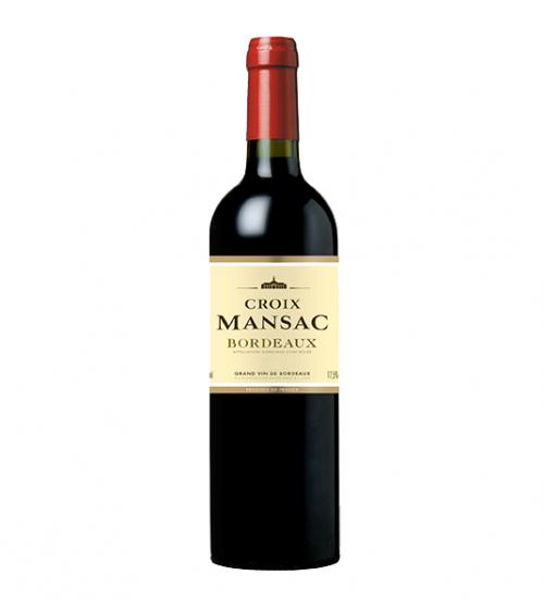 Croix Mansac 2011 Red Bordeaux