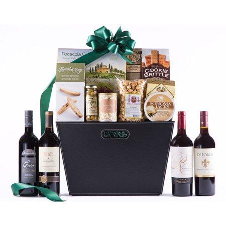 Executive Selection Cabernet Quartet Wine Gift Basket