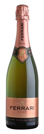 Ferrari Brut Rose - Champagne & Sparkling
