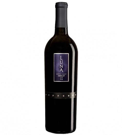Luna Vineyards 2009 Merlot