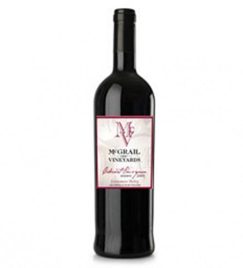 McGrail Vineyards 2005 Reserve Cabernet Sauvignon