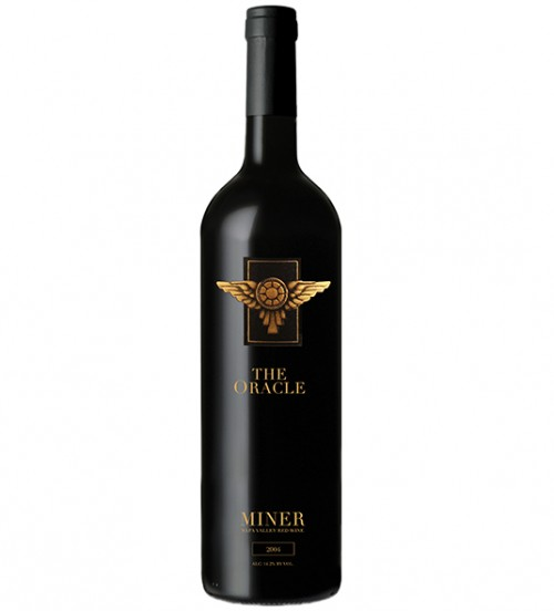 Miner Family 2004 The Oracle Napa Valley Bordeaux-Style Red Blend