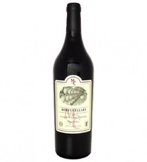 Morey Cellars 2002 Napa Valley Cabernet Sauvignon