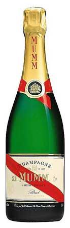 Mumm Brut Cordon Rouge - Champagne & Sparkling