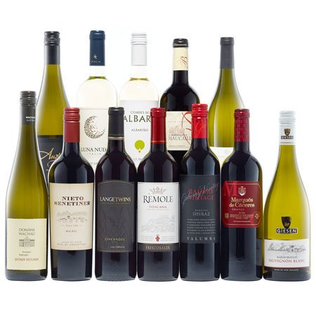 Quintessential Case Wine Collection Gift
