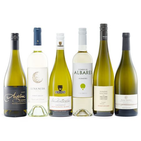 Quintessential Whites Wine Collection Gift