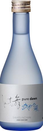 Shimizo-No-Mai Pure Dawn Sake (300ML) - Junmai-Ginjo Sake