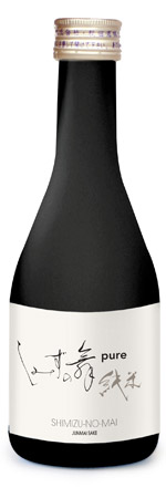 Shimizo-No-Mai Pure Sake (300ML) - Junmai Sake
