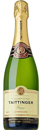 Taittinger Brut La Francaise - Champagne & Sparkling