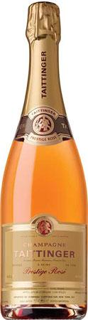 Taittinger Brut Prestige Rose - Champagne & Sparkling