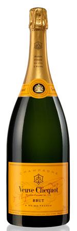 Veuve Clicquot Brut Yellow Label (1.5 Liter Magnum) - Champagne & Sparkling
