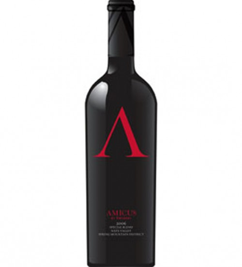 X Winery Amicus 2004 Napa Valley Special Red Blend