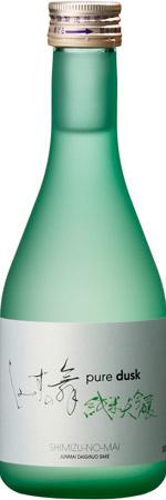 Shimizo-No-Mai Pure Dusk Sake (300ML) - Junmai-Daiginjo Sake